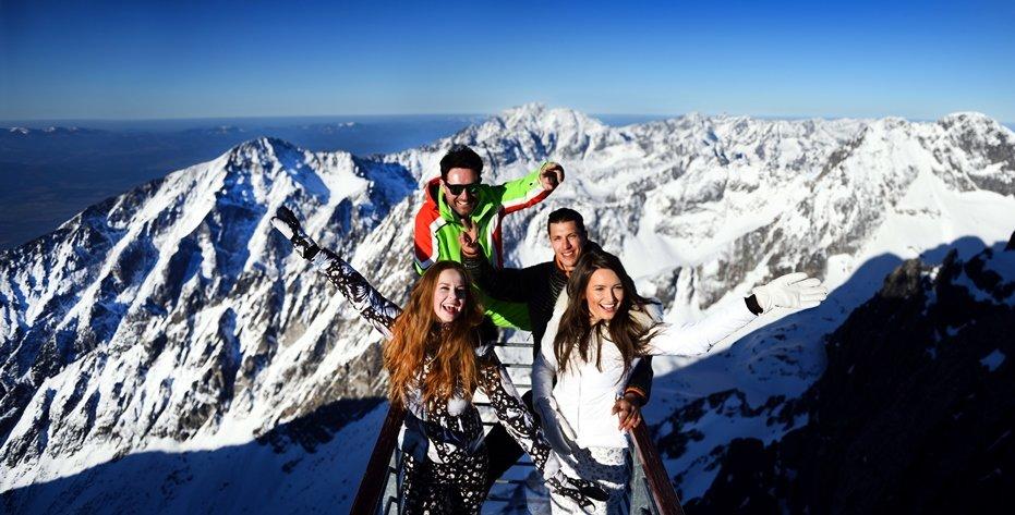 O lyžiarov bude pred Vianocami exkluzívne postarané - © Marek Hajkovský | www.vt.sk