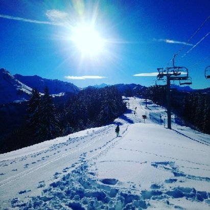 Morzine - Going to be an amazing Christmas this year! Great conditions - © anonymous