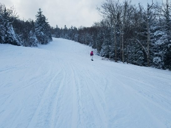 Gore Mountain - Pow!!  - © anonymous