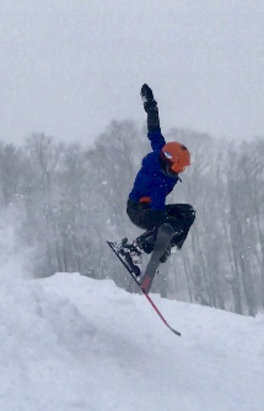 Boyne Mountain Resort - Christmas Day powder... - © JDC