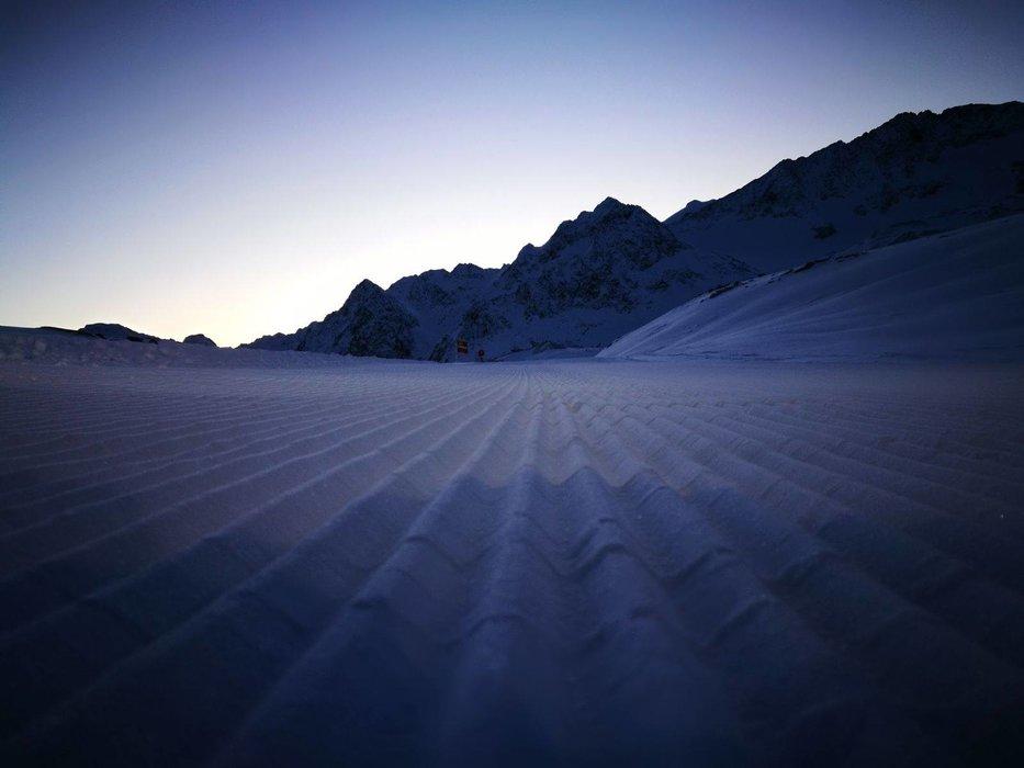 Stubai 29.12. - © Stubai Gletscher facebook