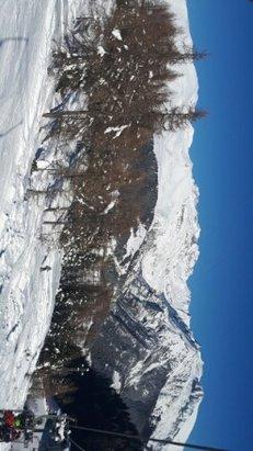Colere - ultima nevicata 27 dicembre 60 cm neve a monte: 100 cm a valle: 30 cm  - © Anonimo