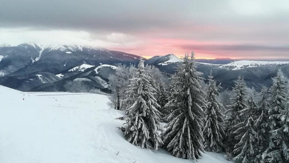 Donovaly, Nová hoľa - 30.12.2017 - © PARK SNOW Donovaly