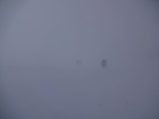 Zillertal Gletscherwelt 3000 - Tux - Finkenberg - weather is extreme on the summit - © Rifat