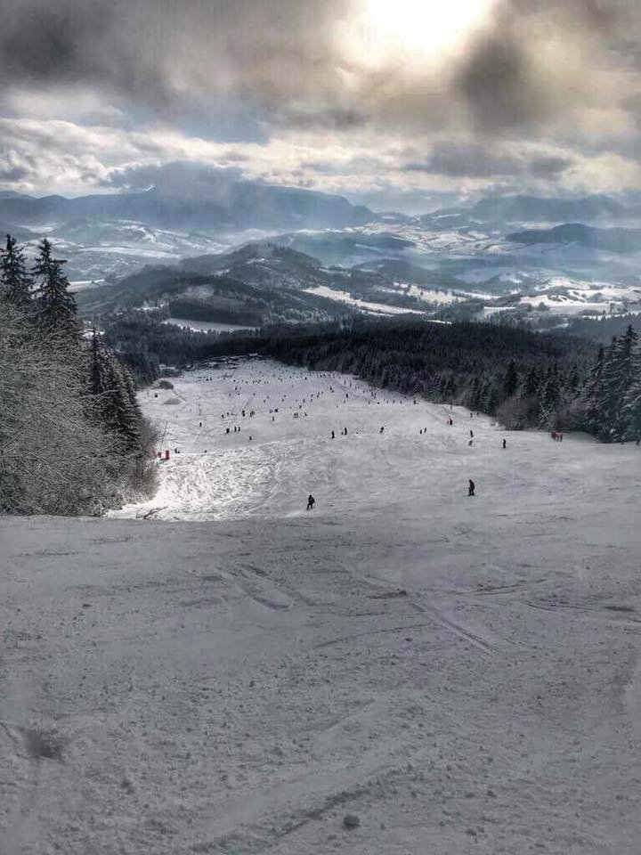 Ski Park Kubínska hoľa 30.12. - © Ski Park Kubínska hoľa / facebook