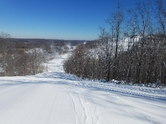Hidden Valley Ski Area - The place is in great shape.  - © Dave