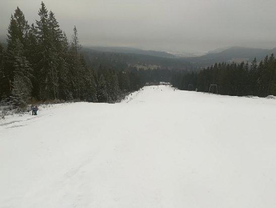 Ski Grúniky - Sihelné - Už prituhuje bude lepšie - © Pavol Šarišský