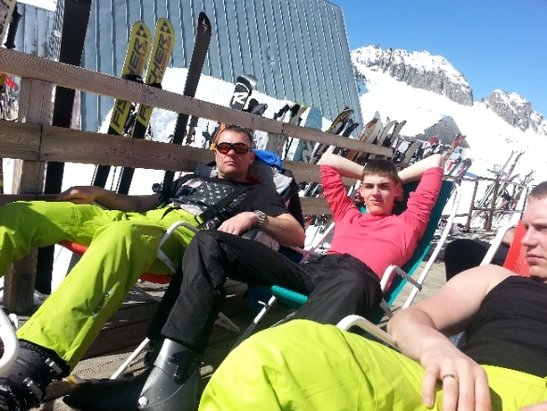 Pontedilegno Tonale - Adamello Ski - Super  - © Baton????