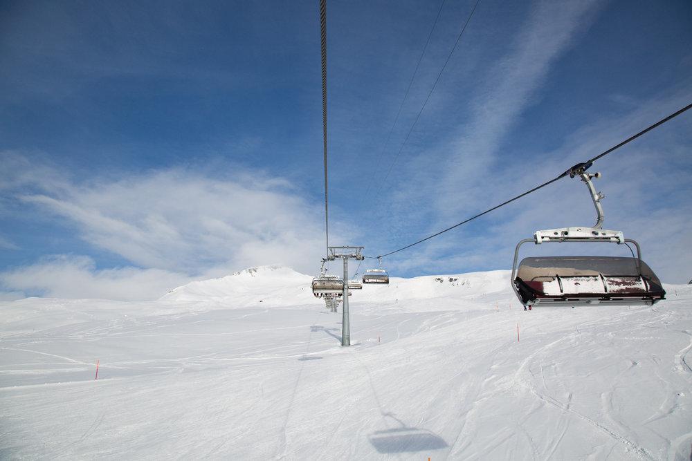 Januar 2018, Skigebiet Flims-Laax-Falera - © Skiinfo