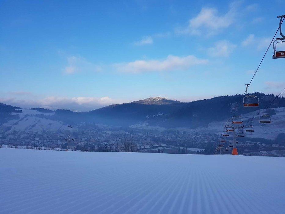 Ski Krušetnica 15.1.2018 - © facebook Ski Krušetnica