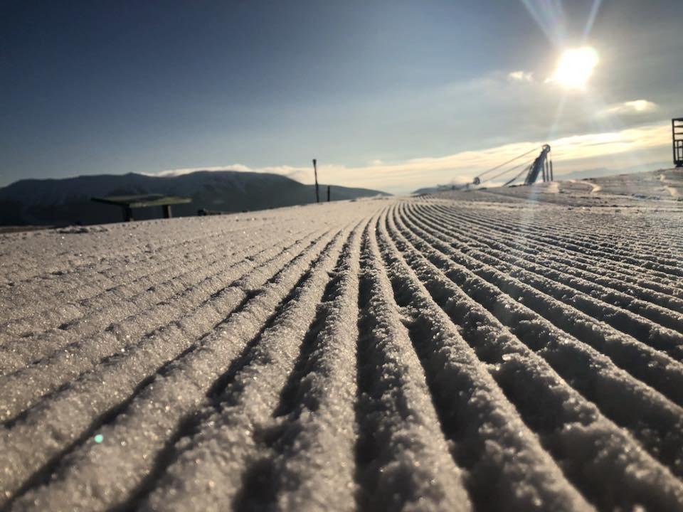 Donovaly 15.1.2018 - © facebook PARK SNOW Donovaly