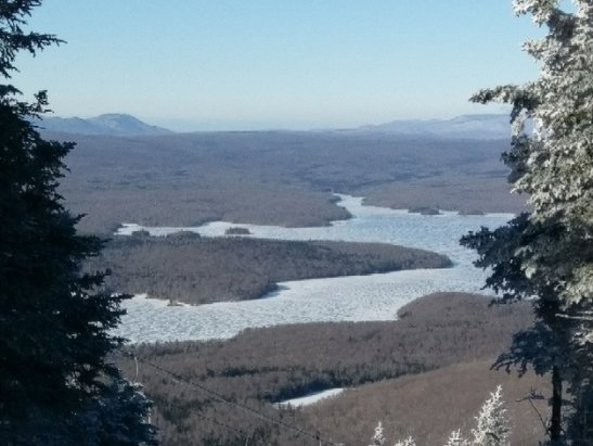 Mount Snow - from the summit  - © Movers201