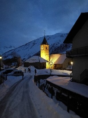 Saint Sorlin d'Arves - Village typique, tr - © anonyme