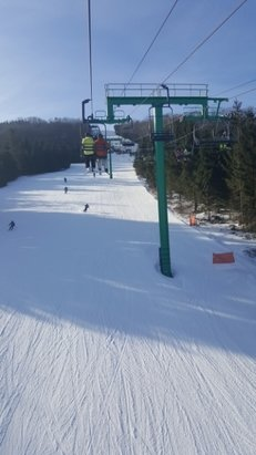 Elk Mountain Ski Resort - Excellent conditions! - © anonymous