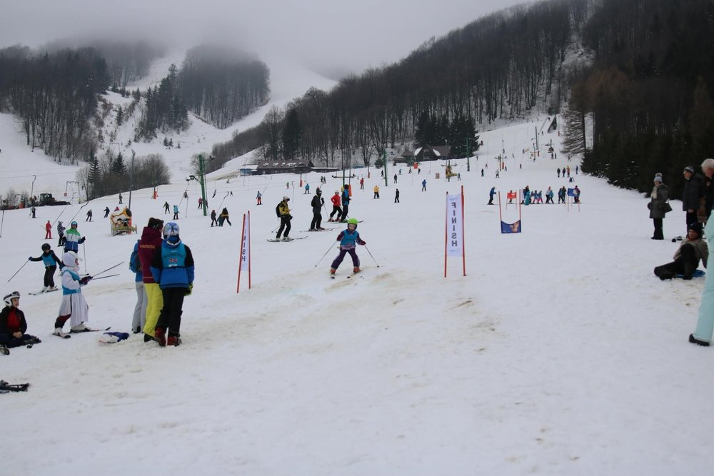 Fačkovské sedlo 27.1.2018 - © Ski Aréna Fačkovské sedlo - Facebook