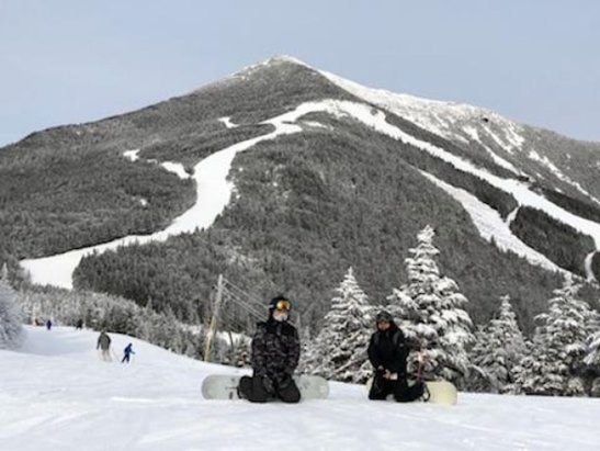 Whiteface Mountain Resort - 3 great  days from January 29-31st/18.  Loose granular but not icey. As always can't plan too far in advance to come here... - © J.E.T.S. from the 416
