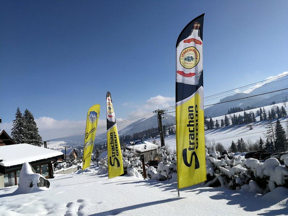 Strachan, Ždiar 8.2. - © facebook Strachan ski centrum