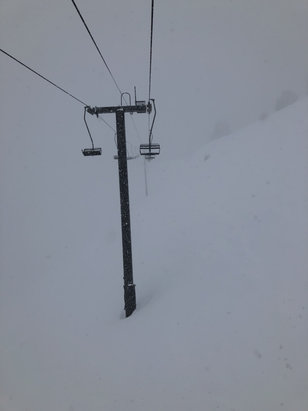 Alta Ski Area - Insane! Sneaky Powder day. Probably 5-10 inches by end of day depending upon where you skied. No lines.  - © McMahon's iPhone (2)