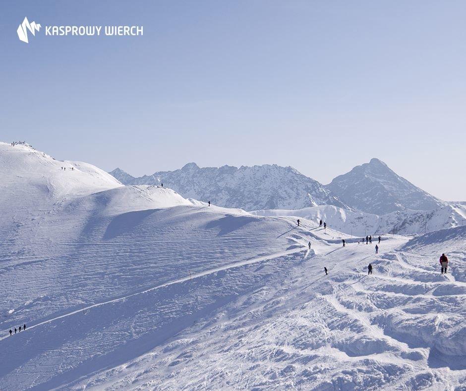 Polské nejvýše položené středisko Kasprův vrch (Kasprowy Wierch) - © facebook PKL Kasprowy Wierch