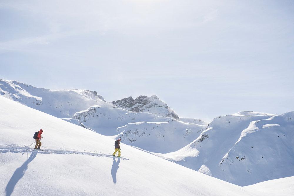 Freerider am Arlberg - © Tourismusbüro Stuben | Alex Kaiser