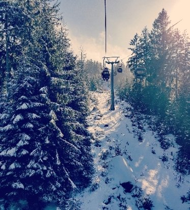 Ochsenkopf - very good day to ride! good snow! only downside is the lift line wait times. - © alloutj5