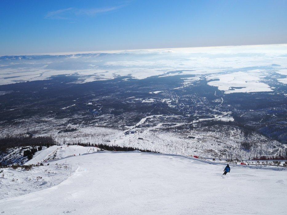 Tatranská Lomnica 19.2. - © www.vt.sk