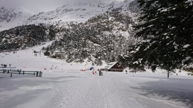 Cauterets - Excellente neige super temps  - © anonyme