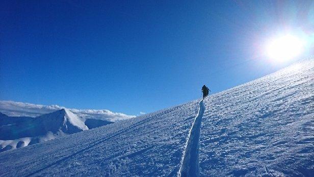 Val d'Allos - La Foux - superbe neige dimanche 18/02/18 - © Zuru