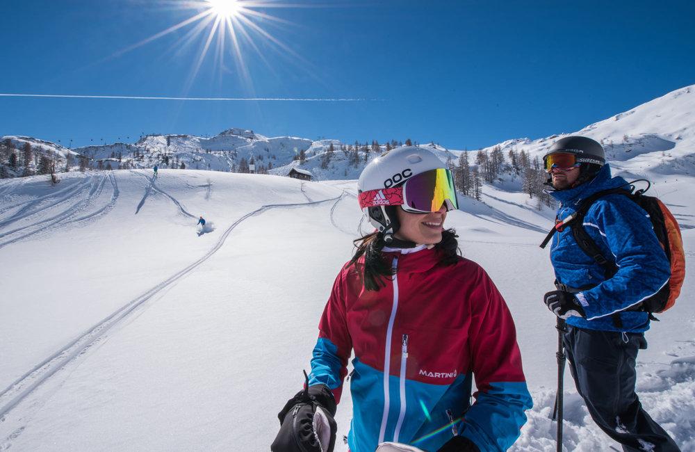 Impressionen aus dem Skigebiet Zauchensee - © Zauchensee Liftgesellschaft