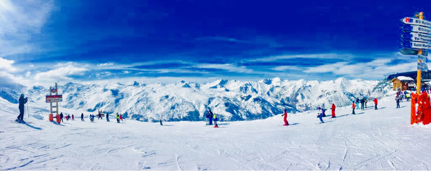 Val Thorens - A dream ! - © iPhone A B