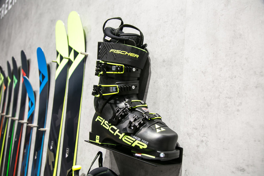 Fischer Ranger Free Backcountry-Boot - © Skiinfo | Sebastian Lindemeyer