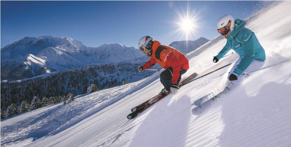 Come stare al caldo sulle piste da sci? I consigli di Decathlon - © Decathlon.it