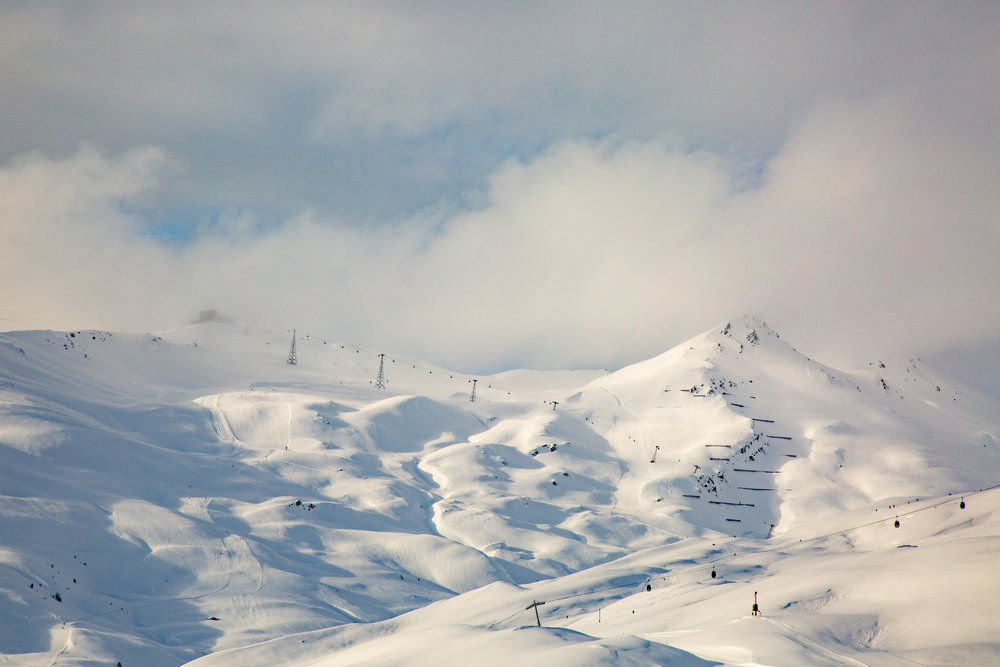 Skiinfo op verkenning in Flims Laax Falera - © Skiinfo
