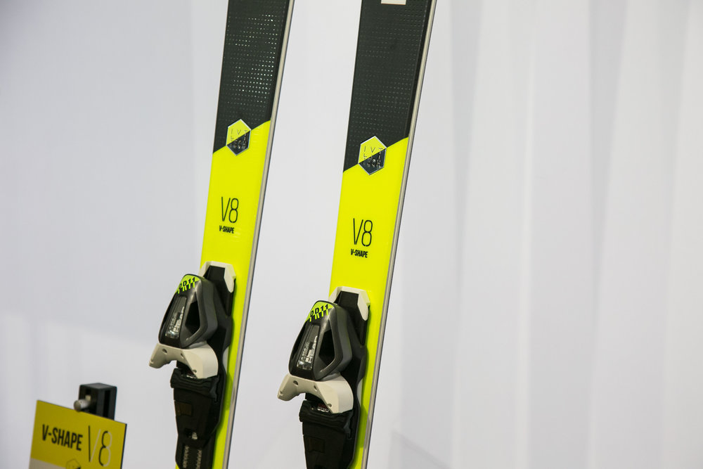 HEAD V-Shape V8 - © Skiinfo | Sebastian Lindemeyer