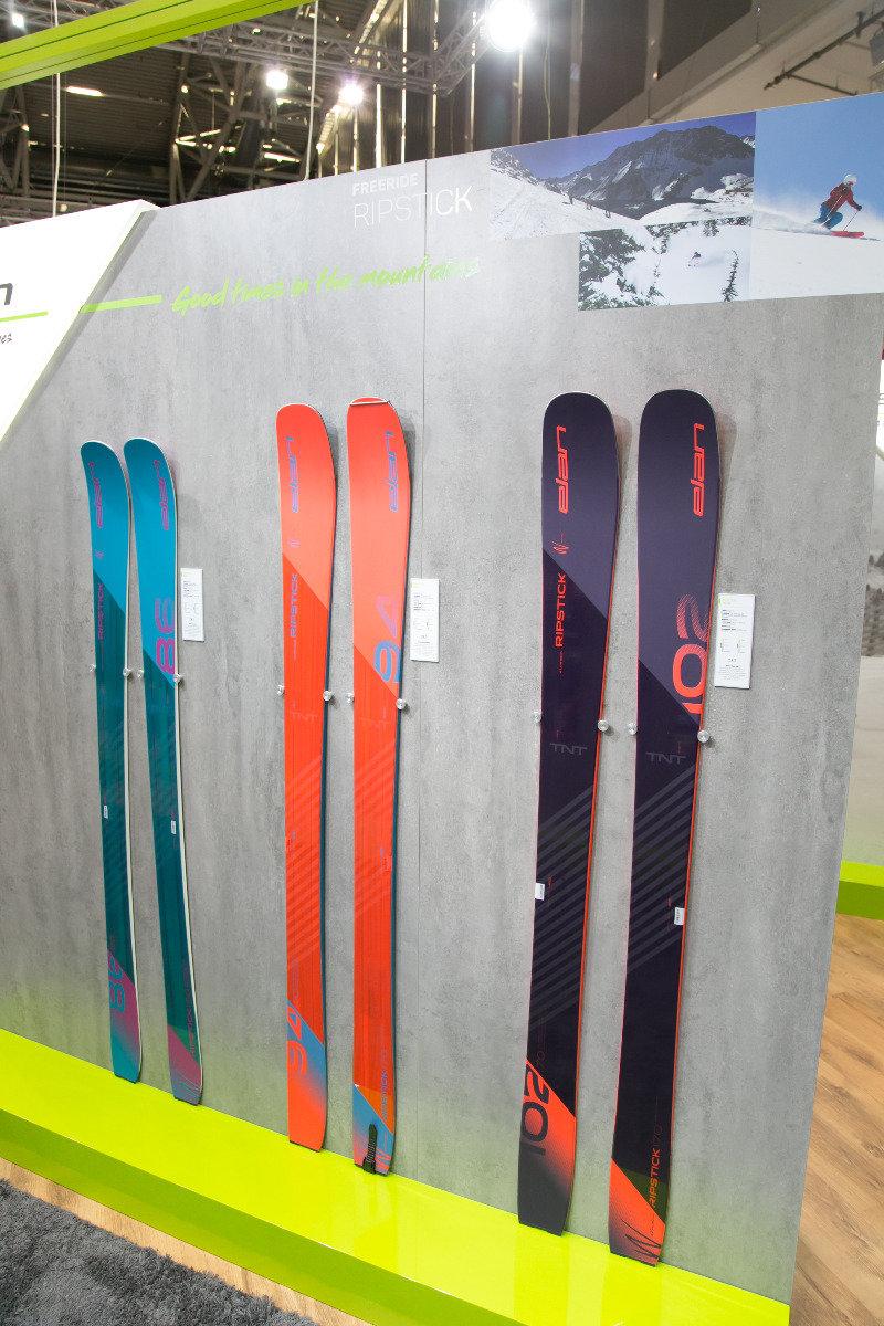 Elan Ripstick Ski 2018/2019 - © Skiinfo | Sebastian Lindemeyer