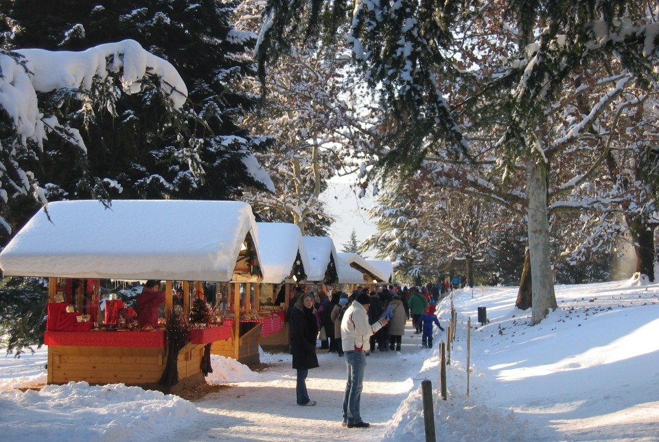 Mercatini di Natale di Levico Terme (Valsugana) - © www.visitvalsugana.it