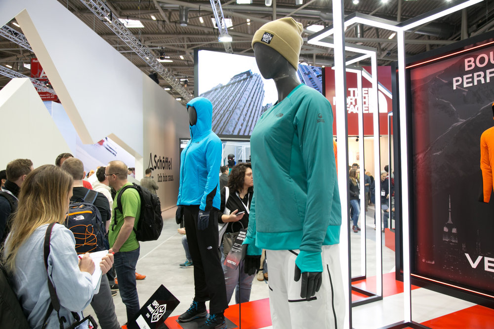 The North Face, Ispo 2018 - © Skiinfo | Sebastian Lindemeyer
