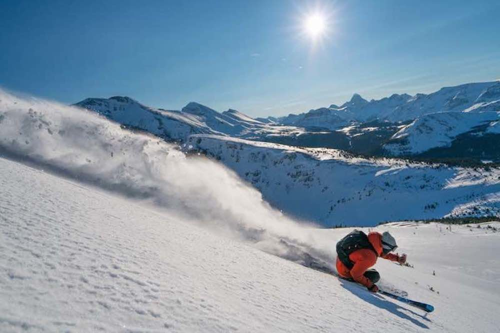 What's this place called again? - © Sunshine Village