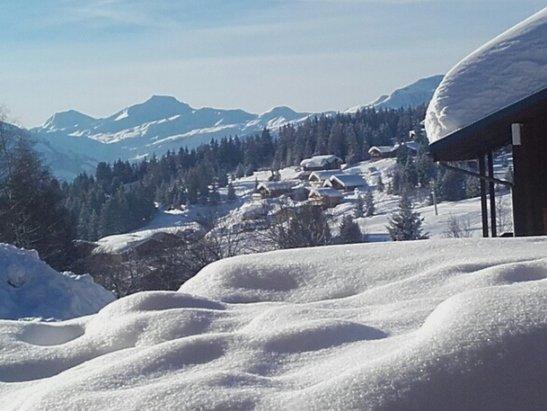 Les Saisies - super neige - © clara.diakoff