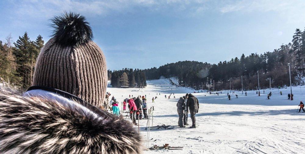 Ski Drienica 5.3.2018 - © facebook Ski Drienica