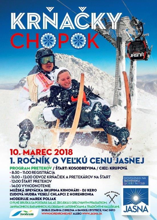 Krňačky Chopok 2018 - © archív TMR