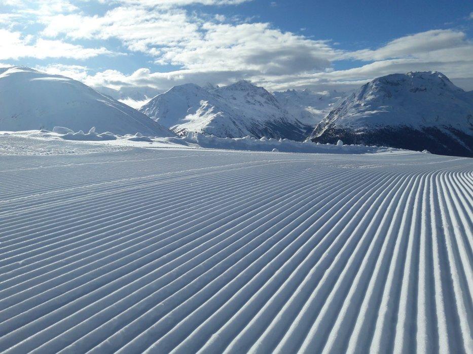 Engadin St. Moritz 8.3.2018 - © facebook Romantik Hotel Muottas Murag