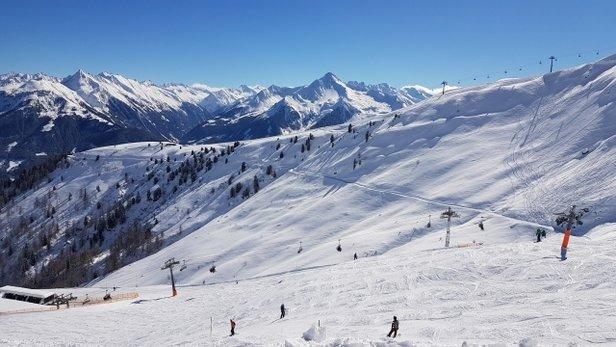 Mayrhofen - tak było wczoraj... - © tomek
