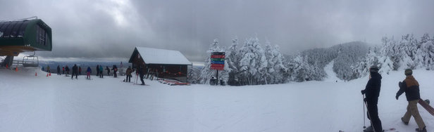 Stowe Mountain Resort - Great pow pow....!! - © Ramoncho