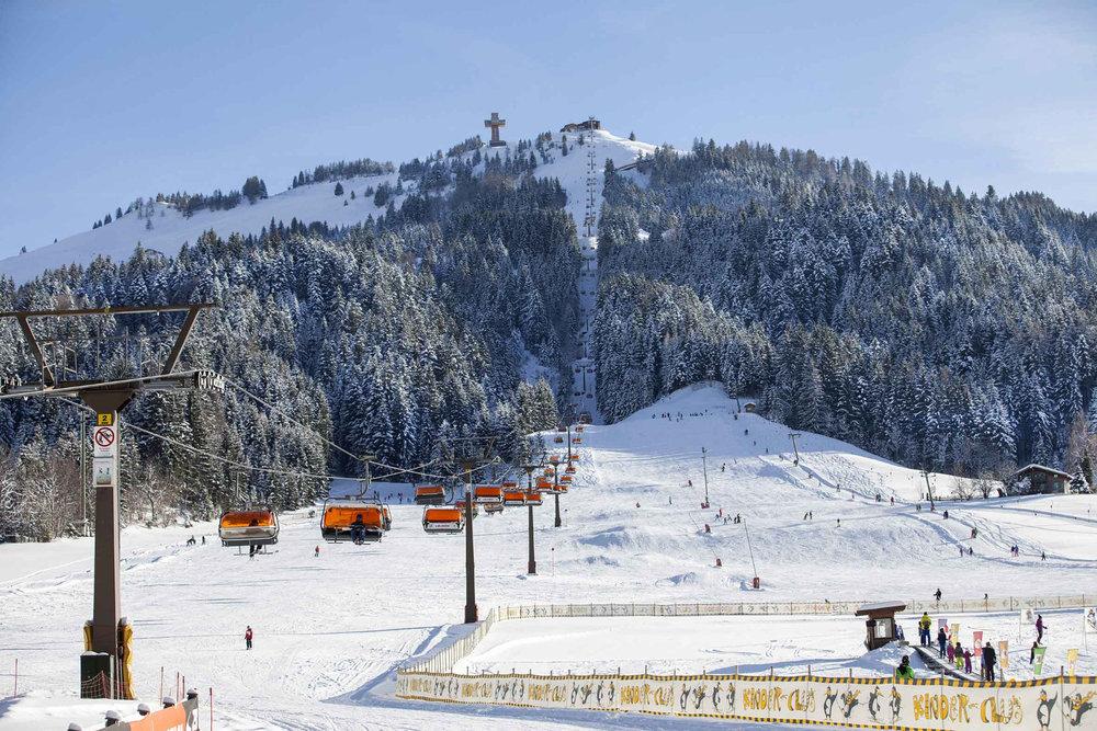 Skigebiet Buchensteinwand Pillersee - © Bergbahn Pillersee