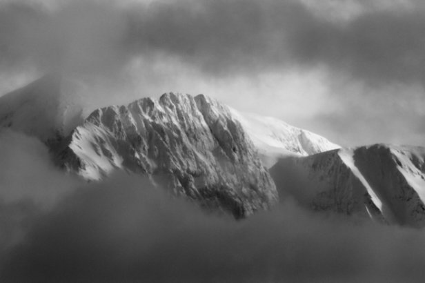 Chamrousse - Cloudy, rainy, lifts mostly shut today  - © anonymous