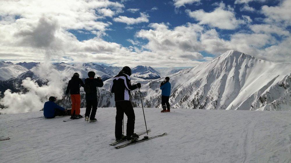 Alpkopf (2.023 m), Serfaus - March 2018 - © Tomasz Wojciechowski