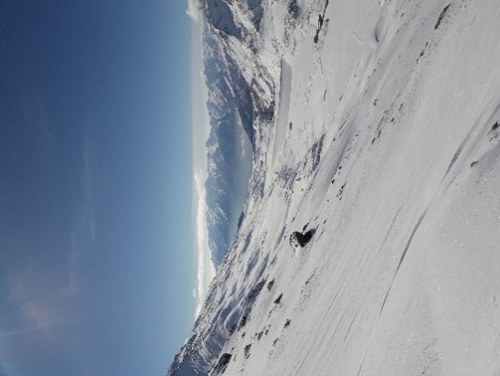 Val Cenis - super soleil - © anonyme