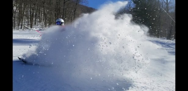 Jiminy Peak - Amazing bluebird day!!! - © anonymous