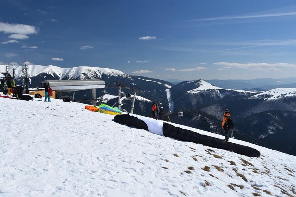 Nová hoľa, PARK SNOW Donovaly 24.3. - © PARK SNOW Donovaly